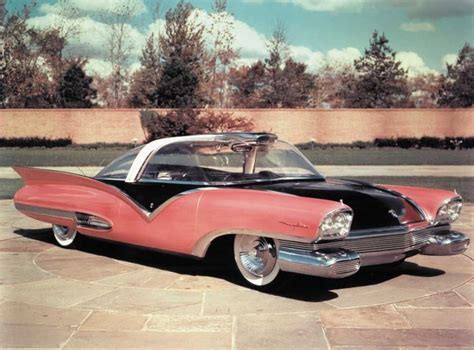 Auto K Ng Ag by Kustom Kingdom Ford Mystere Concept Car 1955
