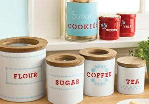 Martha Stewart Kitchen Canisters Martha Stewart Knockoff Canisters Favecrafts