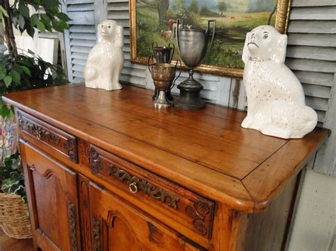 country sideboards and buffets antique country buffet sideboard server beautifully carved provence