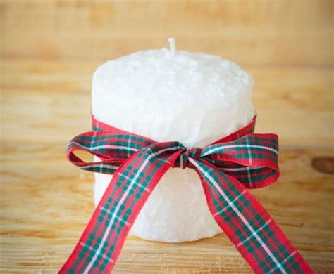 candele natale fai da te regali di natale fai da te tante idee per natale