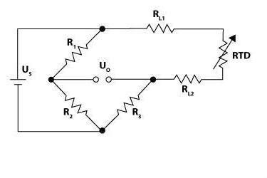 rtd bridge resistors به قلم جمعی ازمهندسان برق شیراز شهر راز rtd سنسور اندازه گیری دما