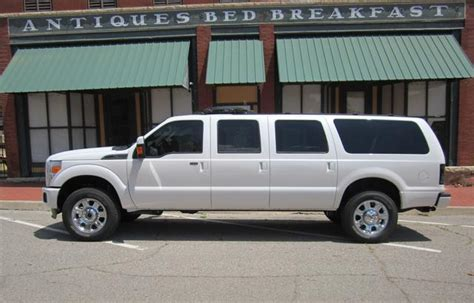 6 Door Excursion For Sale by 2012 Ford Excursion King Ranch Six Door