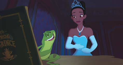 Prince Naveen And Tiana From Disney S Princess And The The Princess And The Frog