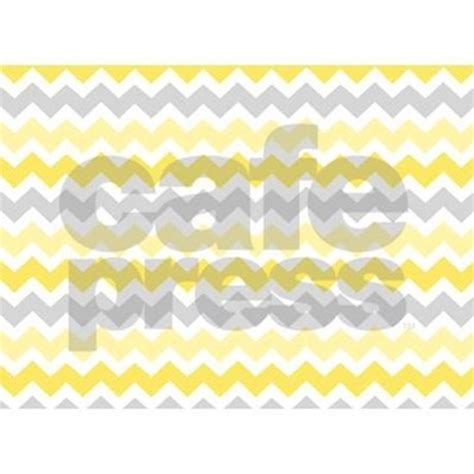 Yellow And White Chevron Rug by Yellow Grey White Chevron 5 X7 Area Rug By Dreamingmindcards