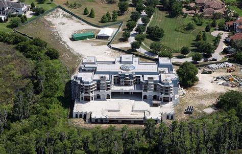 biggest house in the us biggest house unfinished in the us up for sale at 75 million elite choice