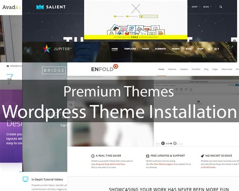 themes wordpress install wordpress theme installation all in one package demo