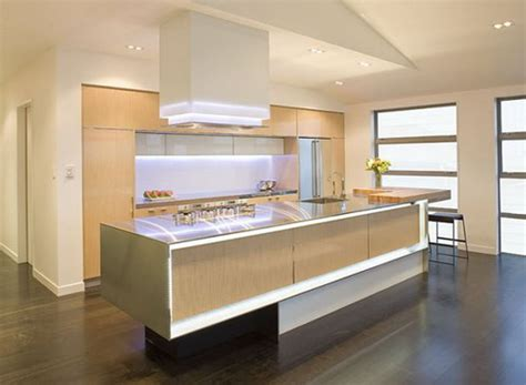 Contemporary Kitchen Lighting Ideas by Make Your Kitchen Look Modern With Installing Contemporary