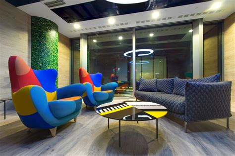 Ey Office by Ey Offices By Design Warsaw Poland 187 Retail