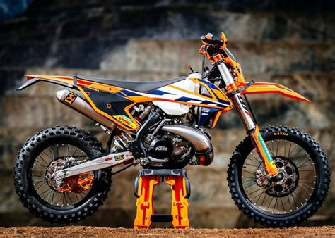 Powerparts Ktm Gallery 2018 Ktm Exc Powerparts Australasian Dirt Bike