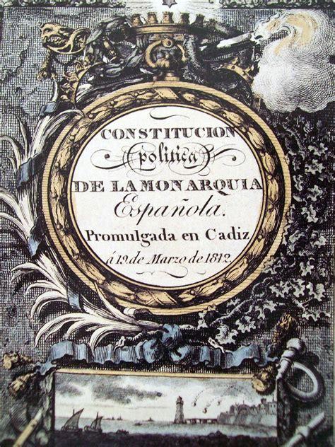 constituci n de c cuta wikipedia la enciclopedia libre constituci 243 n espa 241 ola de 1812 wikipedia la enciclopedia