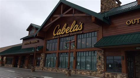 cabela s outdoor sports to open second ohio store in west