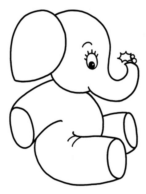 realistic elephant coloring page baby elephant coloring pages realistic party ideas