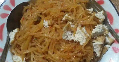 resep mie sagu goreng mangga muda oleh andri ardianovic