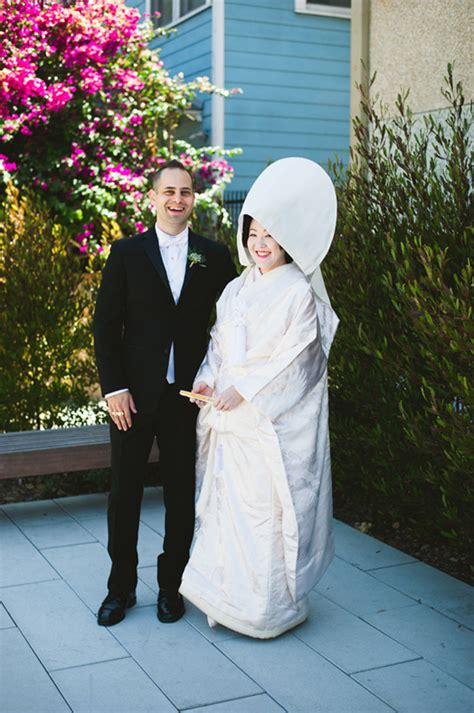 Japanese Wedding by Modern Wedding With Japanese Traditions