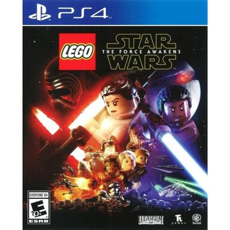 Ps4lego The Reg 1 lego wars the awakens ps4 walmart