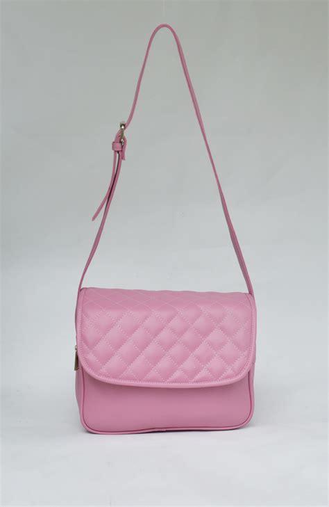 Tas Cewek tas selempang wanita iris motif jahit design simple dan