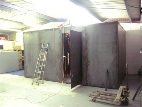 strong room sussex ironworks traditional bespoke blacksmith armouries strong rooms panic rooms