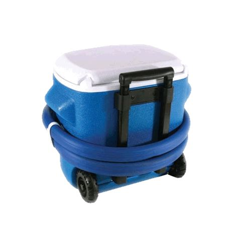 Dispenser Visional Cool polar cool flow heavy duty cooling vest system with