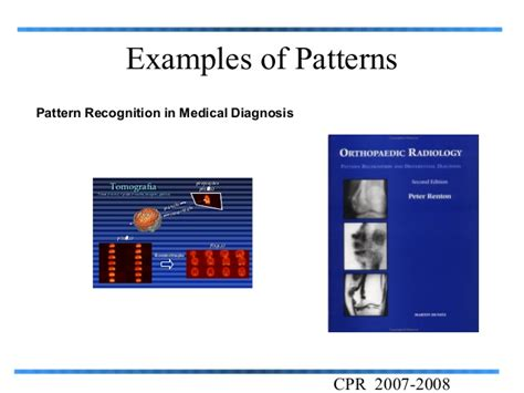 pattern recognition net library pattern recognition