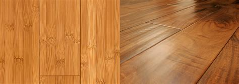 Bamboo Flooring Vs Hardwood Pros And Cons Of Hardwood Vs Bamboo And Cork Flooring The Basic Woodworking