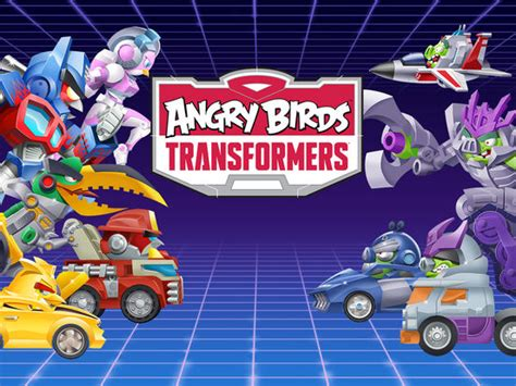 Handuk Angry Birds Kode Sc angry bird transformers est disponible sur android ios tablette tactile net