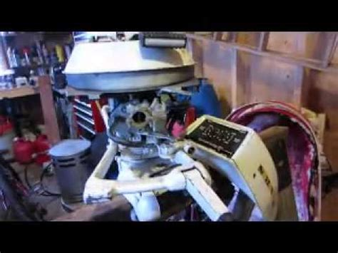 outboard motors puerto rico used outboard motors for sale working on my sears 3 5 outboard part 1 youtube