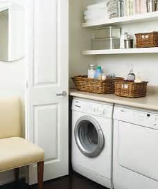 Laundry Room Closet Closet Laundry Room Via House And Home Twoinspiredesign