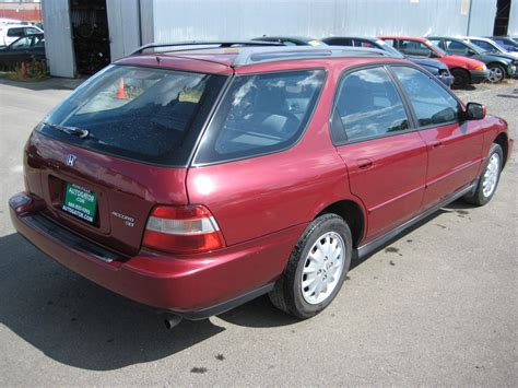 1996 Honda Accord For Sale by 1996 Honda Accord Ex Wagon For Sale Stk R7470