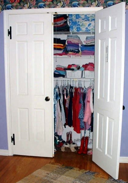 How To Organize Your Closet Wikihow by 1000 Images About Creative Organizing On Storage Ideas Dollar Store Organization
