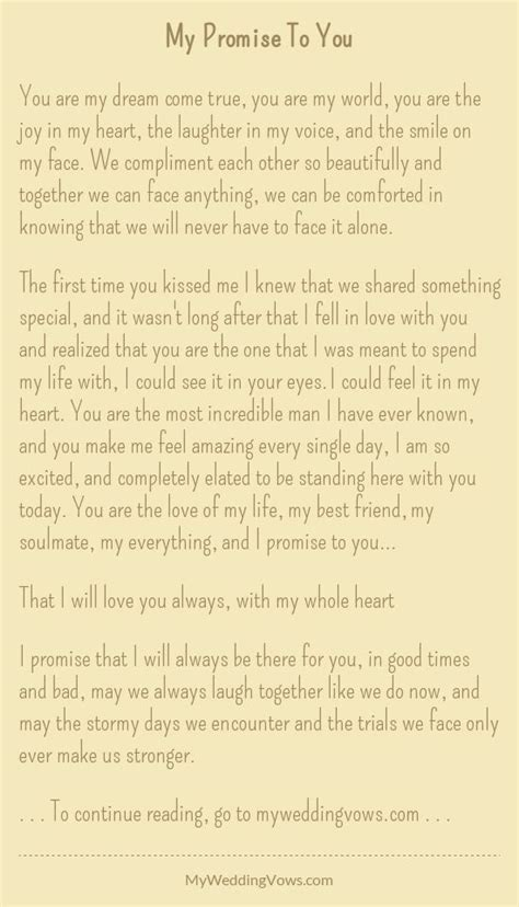 personalized wedding vows best photos   Wedding vows and