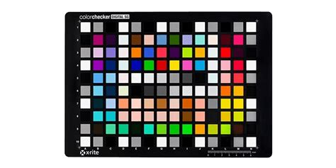colorchecker calibration digital sg colorchecker 174 x rite
