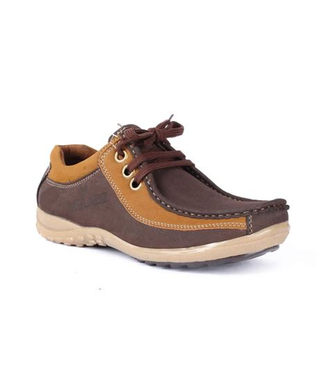 brown shoes for moladz brown casual shoes for price in india buy