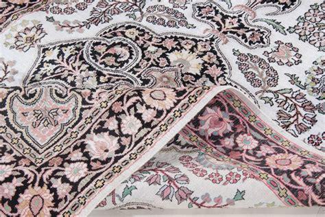 tappeti di seta cachemire di seta tappeti 122x200 cm 00012360 carpetfine