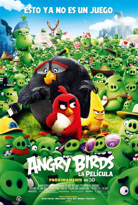 angry birds movie poster 18 of 27 imp awards angry birds movie poster 12 of 27 imp awards