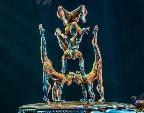 le du soleil kurios big top touring show cirque du soleil