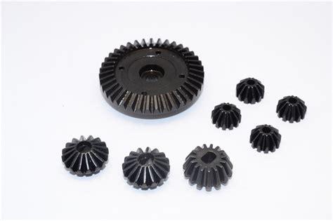 51531 Tamiya Tt02 G Parts Gear tamiya tt02 steel ring gear bevel gear 8pcs set for tt02 tt02b gpm tt2100