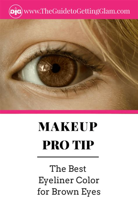 eyeliner color for brown the best eyeliner color for your makeup tips
