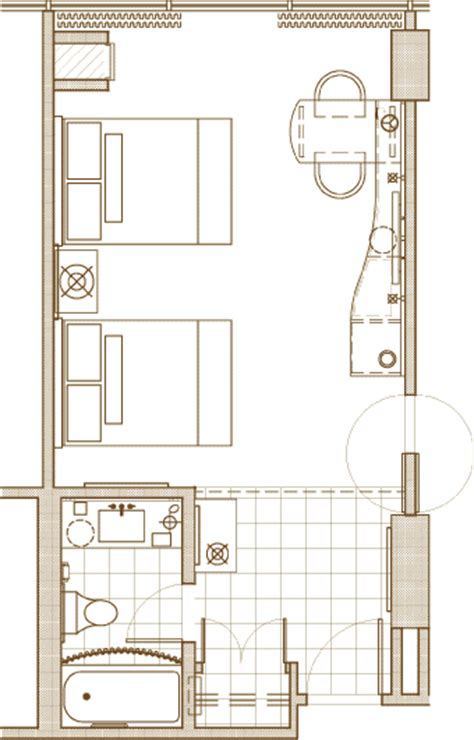 mirage las vegas floor plan mirage rooms and suites
