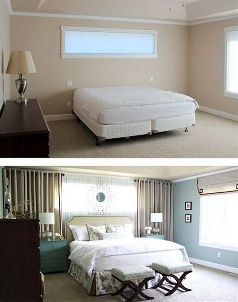 25 ways to make a small bedroom look bigger shutterfly do long curtains make a room look bigger curtain