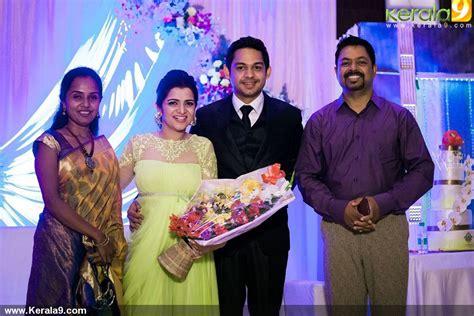 anchor divyadarshini marriage reception