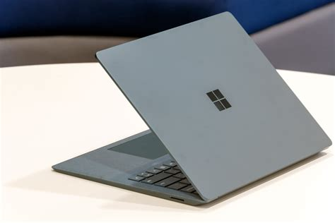 Microsoft Surface Laptop microsoft surface laptop review a new breed of pc