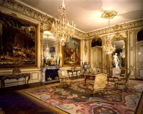 18th century rooms the rothschild room 18th century salon gift of baron edmond and baroness nadine de