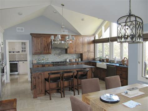 Kitchen Livingston by Kitchen And Living Room Remodeling Livingston Jcl