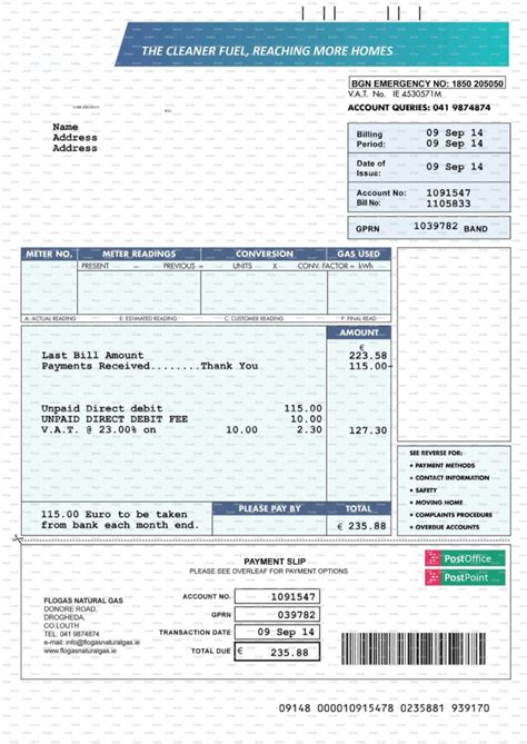 uk utility bill template and fake documents fake bank