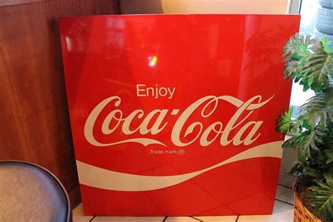 coca cola decor cardealersnearyou com quot large metal coca cola sign quot gr auto gallery