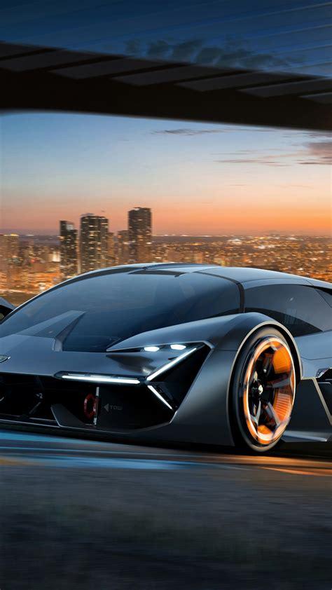 wallpaper lamborghini terzo millennio concept cars