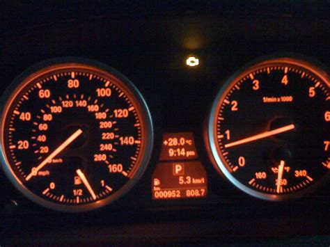 bmw check engine light engine warning light