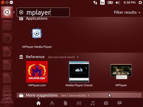 tutorial mencoder ubuntu install mplayer multimedia software in ubuntu linux