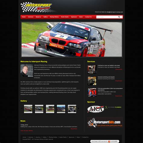 a portfolio to achieve success at the races books portfolio of our client intersport racing varologic