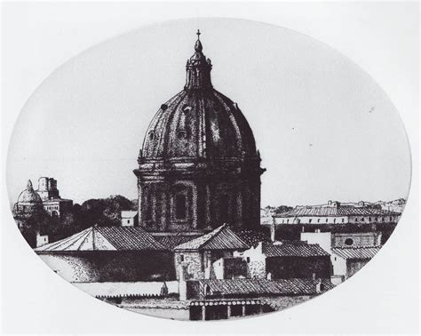 cupola di roma cupola e tetti di roma